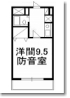 埼玉県戸田市の防音マンション・外間取り2